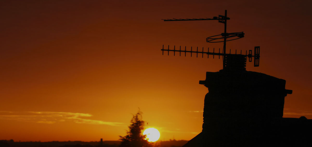 We install TV aerials in Slough, Berkshire and Oxfordshire